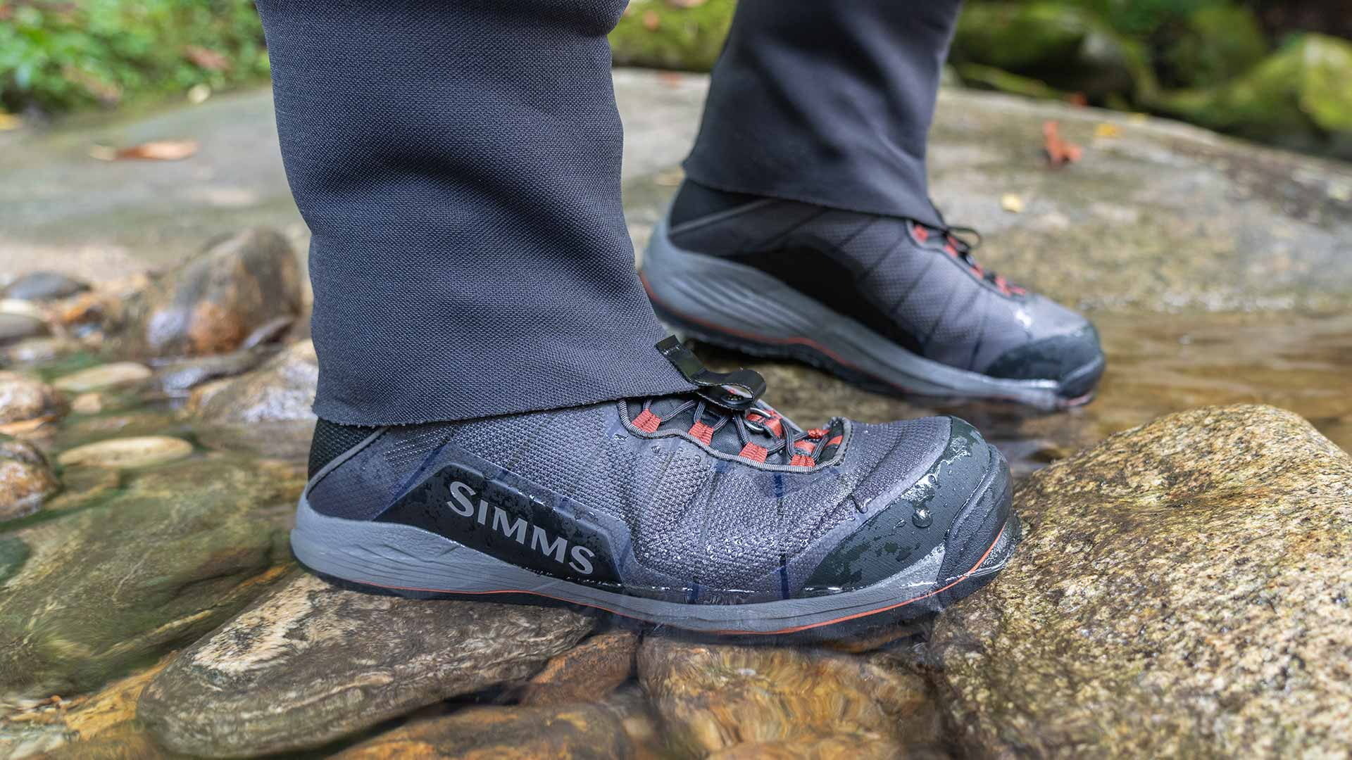 GYDED   Simms Flyweight Wading Boot Review